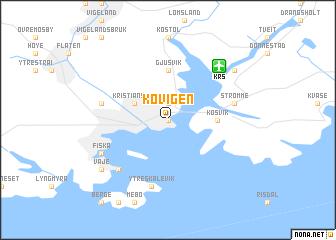 map of Kovigen
