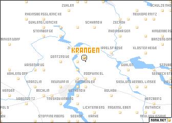 map of Krangen