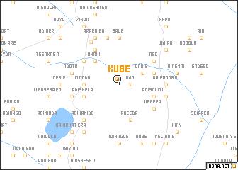 map of Kubē