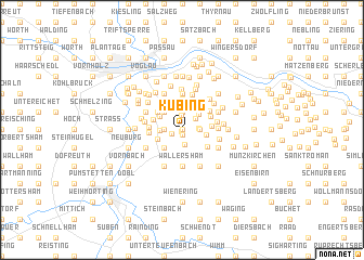 map of Kubing