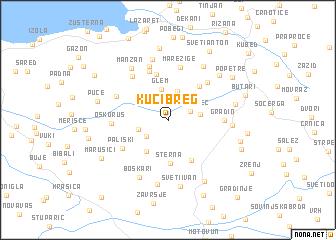 map of Kućibreg