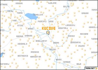 map of Kuçovë