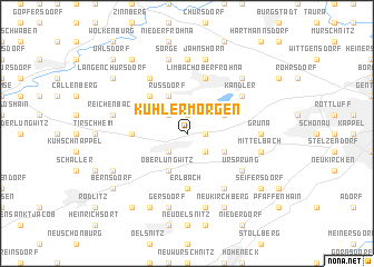 map of Kühler Morgen