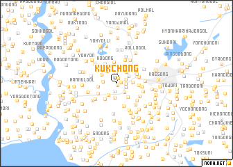 map of Kukch\