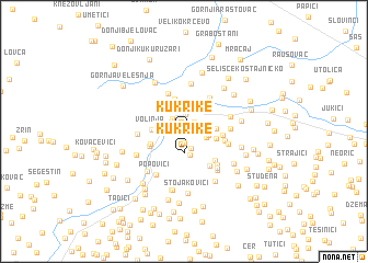 map of Kukrike