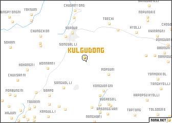 map of Kulgu-dong