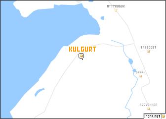 map of Kulgurt