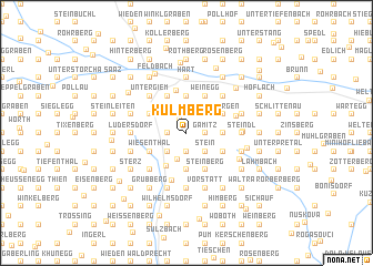 map of Kulmberg