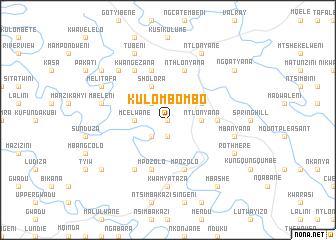 map of KuLombombo