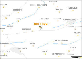 map of Kul\
