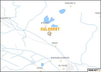 map of Kulumrat
