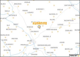 map of Kumarino