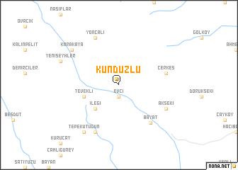 map of Kunduzlu