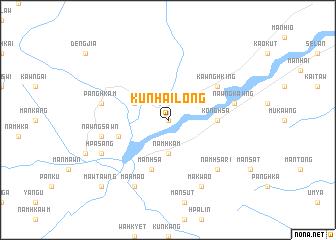 map of Kunhai-long