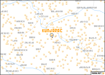 map of Kunjarac