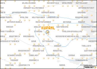 map of Küraml