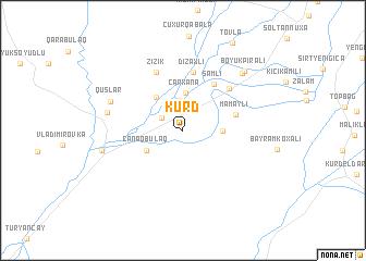 map of Kürd