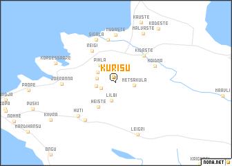 map of Kurisu
