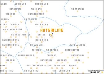 map of Kutsailing