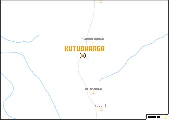map of Kutu-Owanga