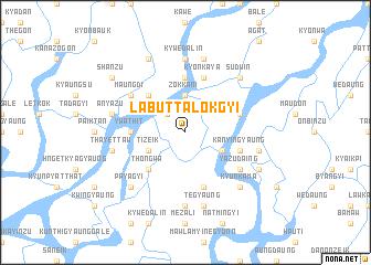 map of Labuttalokgyi