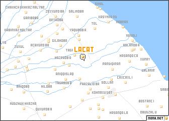 map of Lǝcǝt