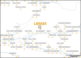 map of Lainken
