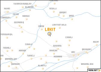 map of Lǝkit