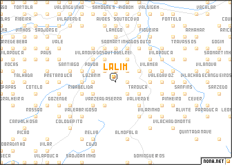 map of Lalim