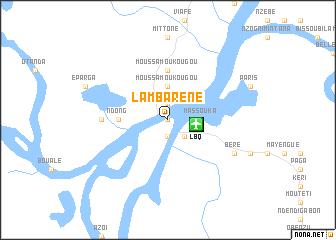 Lambarn Gabon map nonanet