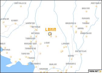 map of Lamin