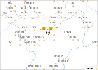map of Làng Ấp Py