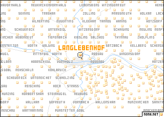 map of Langlebenhof