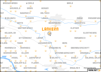 map of Lankern