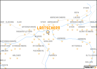 map of Lantschern