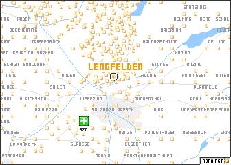 map of Lengfelden