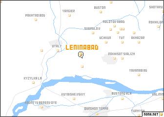 Leninabad Tajikistan map nonanet