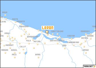 map of Leron