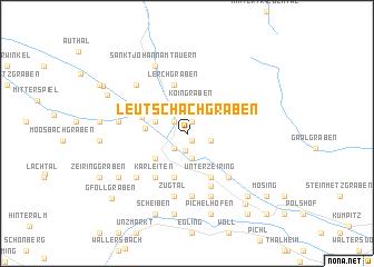 map of Leutschachgraben