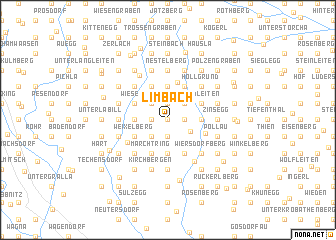 map of Limbach