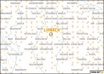 map of Limbach