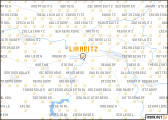 map of Limmritz