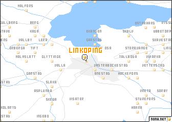 Linkping Sweden map nonanet