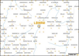 map of Loi-hpwi