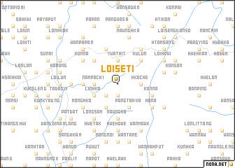map of Loi-se-ti