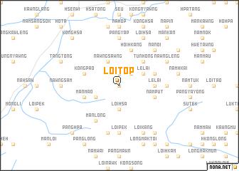 map of Loi-top