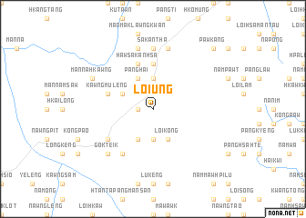 map of Loi-ung