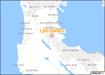 cities lomita