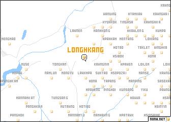 map of Longhkang