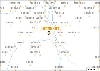 map of Longhkat